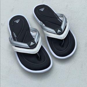Adidas Women's Flip Flops size 5